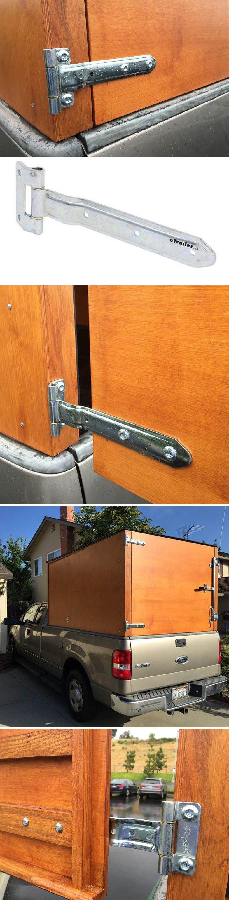 Strap Hinge For Enclosed Cargo Trailer Doors 270 Polar Hardware Trailer Door Hinges 2212 Truck Bed Box Cargo Trailers Truck Bed