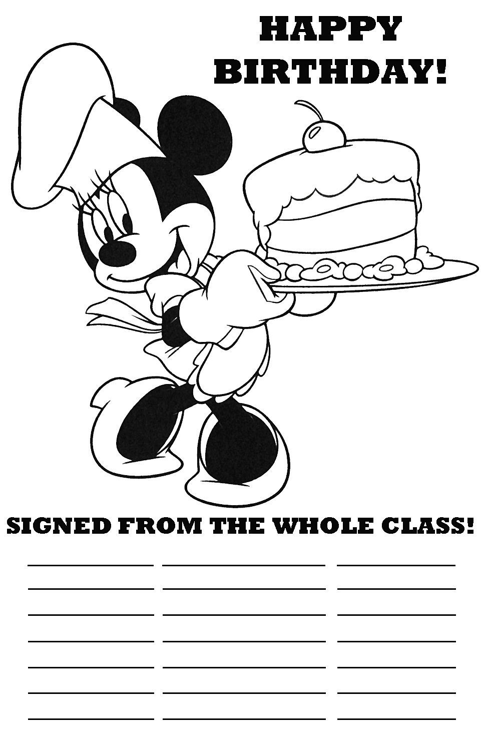 DISNEY COLORING PAGES | Digital Image/Coloring Pages/Drawings/Faces ...