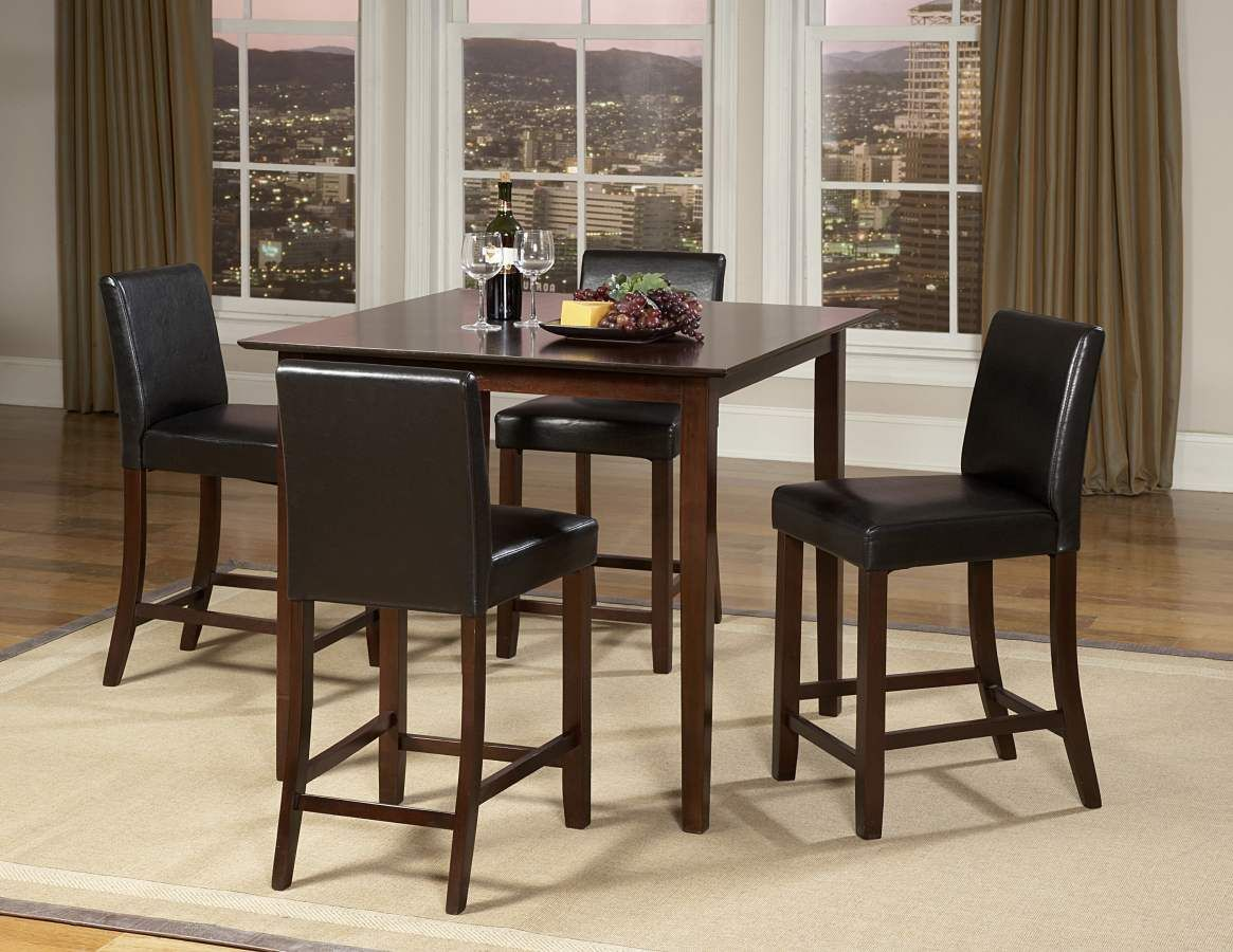 Weitzmenn Cherry Wood Vinyl Bar Set Bar sets Pinterest