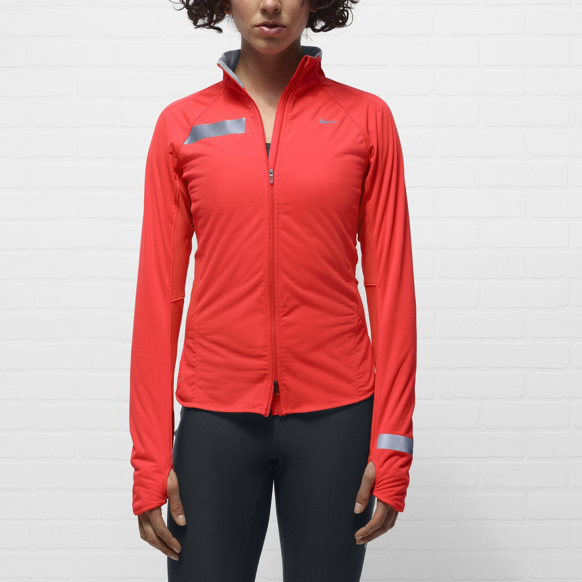 Nike Store. Nike Element Shield Full-Zip Women's Running ...
