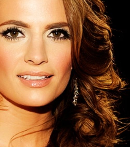 Stana Katic Kate Beckett In Castle Stana Katic Castle Tv