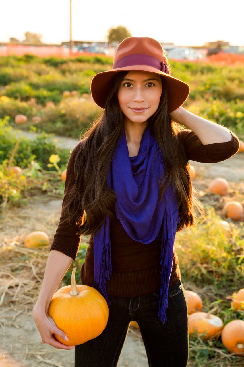 Cute Fall Outfit - Stylishlyme