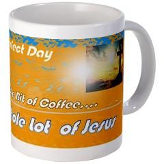 Yep The Perfect Day Does Start With Coffee Jesus Coffee Jesus Mugs Coffee Jesus Xpress Yourself Gifts Mugs Coffee Food Containers