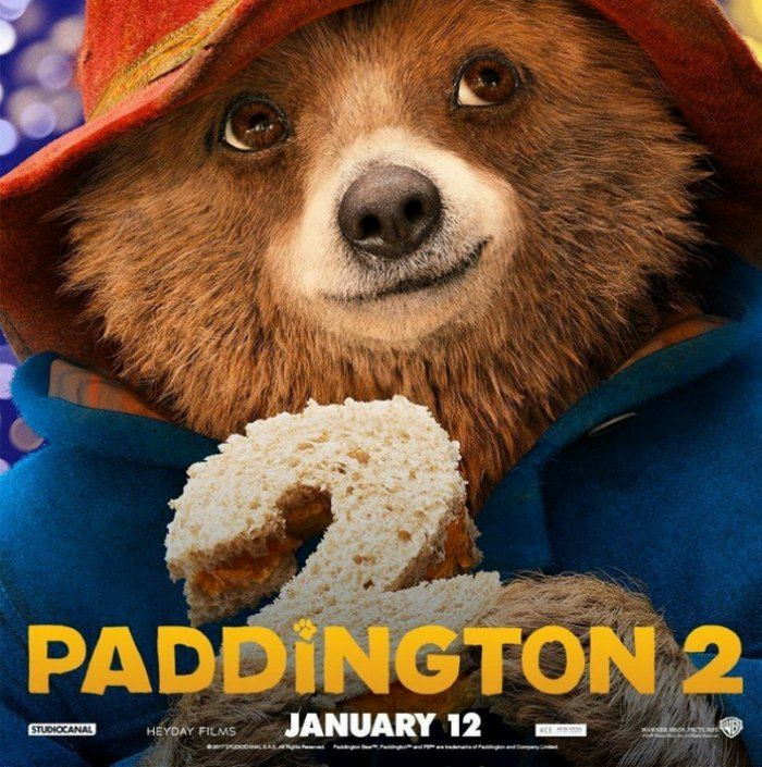 We're so excited to share some Paddington 2 Movie fun with you today, including an AWESOME prize pack giveaway, thanks to a sponsored partnership with Warner Bros. Pictures.  Who loves Paddin…