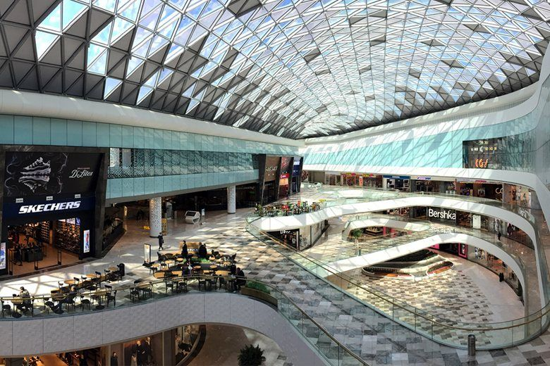 View full picture gallery of VADISTANBUL SHOPPING CENTER INTERIORS, ISTANBUL, TURKEY