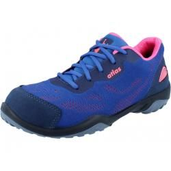 Atlas Gx 100 Women'S Fit Blau S1 Src Esd Atlas #eyeshadowlooks