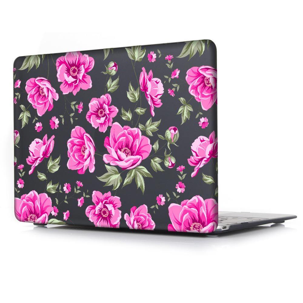 3558c7e1e2ea Fashion Little Rose for Girls Fresh Flower Laptop Case Cover For ...