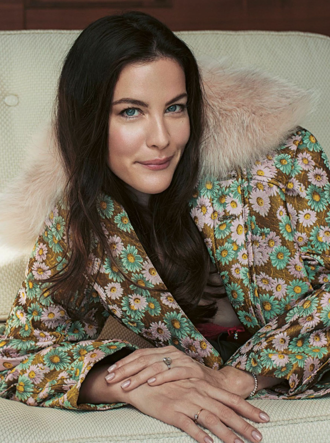 Liv Tyler turns pop star for new Givenchy perfume ad Liv Tyler turns pop star for new Givenchy perfume ad new images