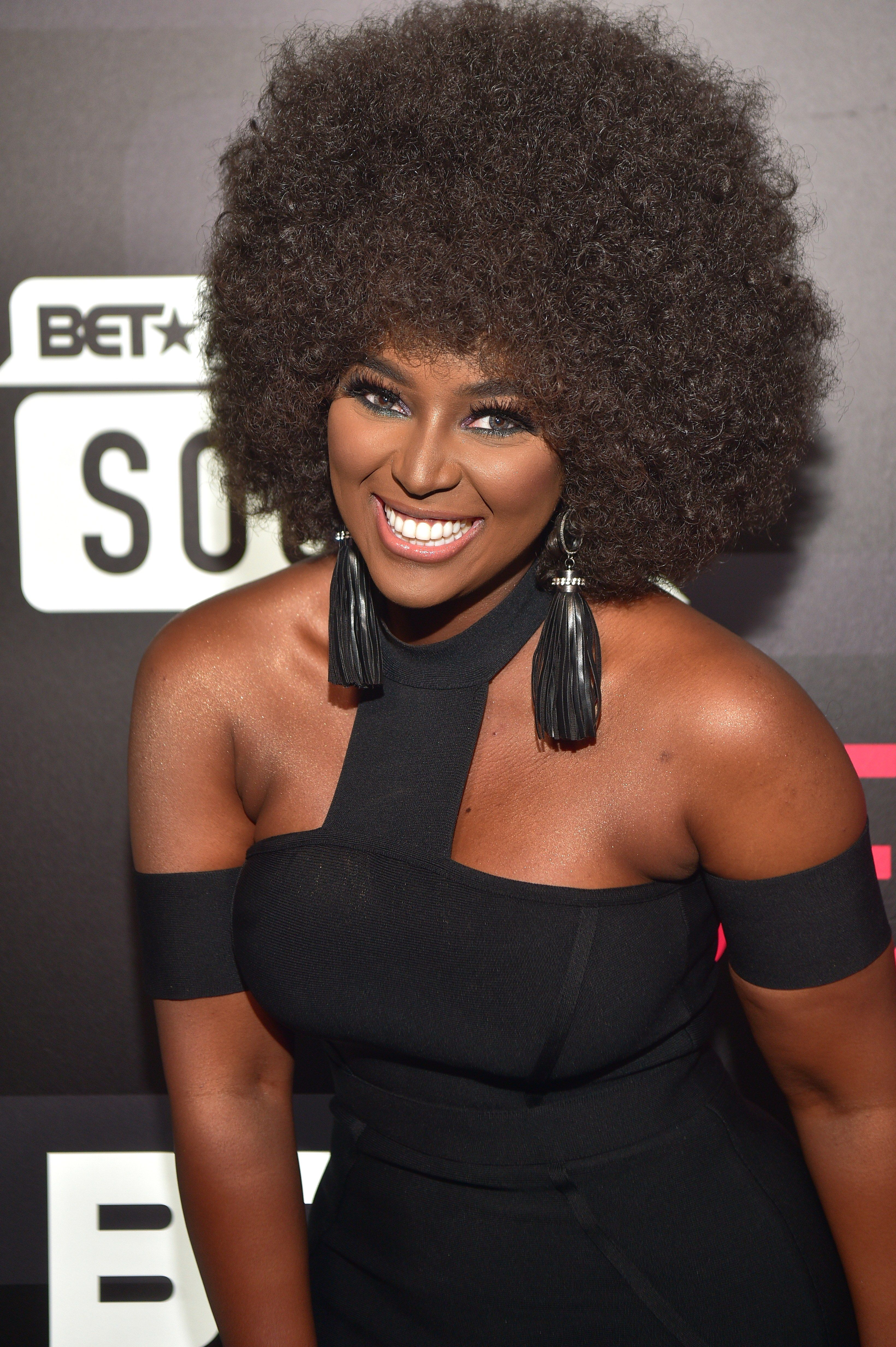 Amara La Negra Naked amara la negra reveals the only person allowed to touch her