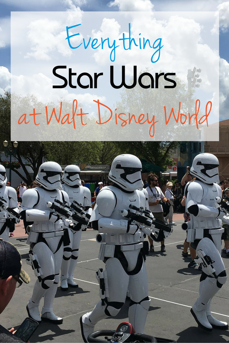 Over in Hollywood Studios at Walt Disney World, there is a great disturbance in the Force. Find out how you can experience all things Star Wars - from the Launch Bay to fireworks to Jedi Training - even before Star Wars Land is ready.
