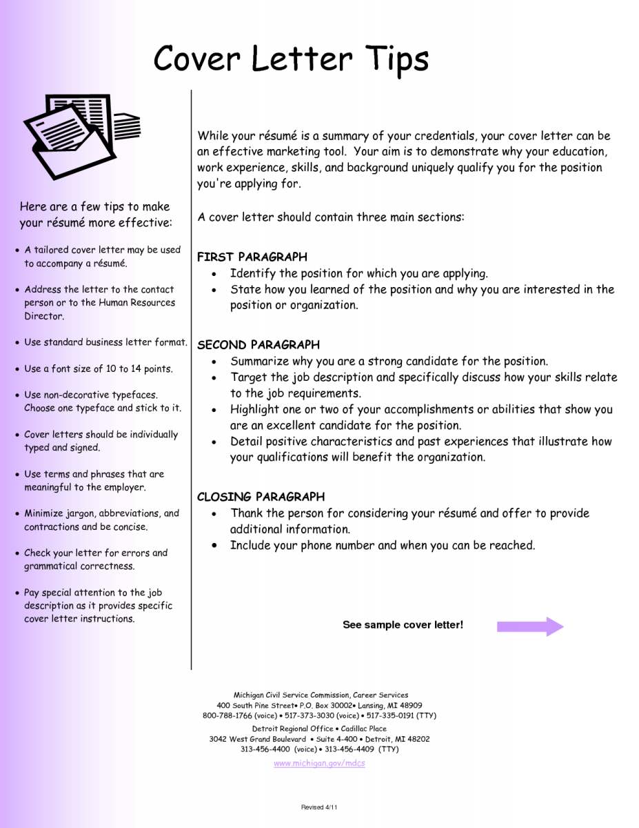 24 how to write resume cover letter examples