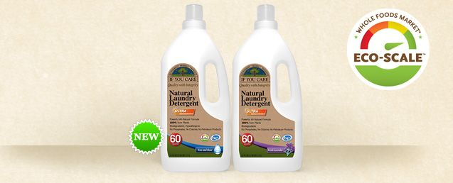 If You Care Natural Laundry Detergent Free Clear Try Adding