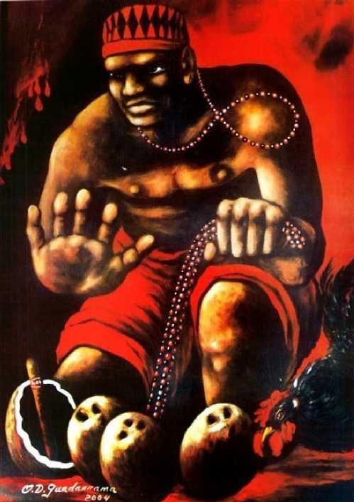 Pin By Yasmin Willams On Spiritual African Mythology Orisha Yoruba Orishas