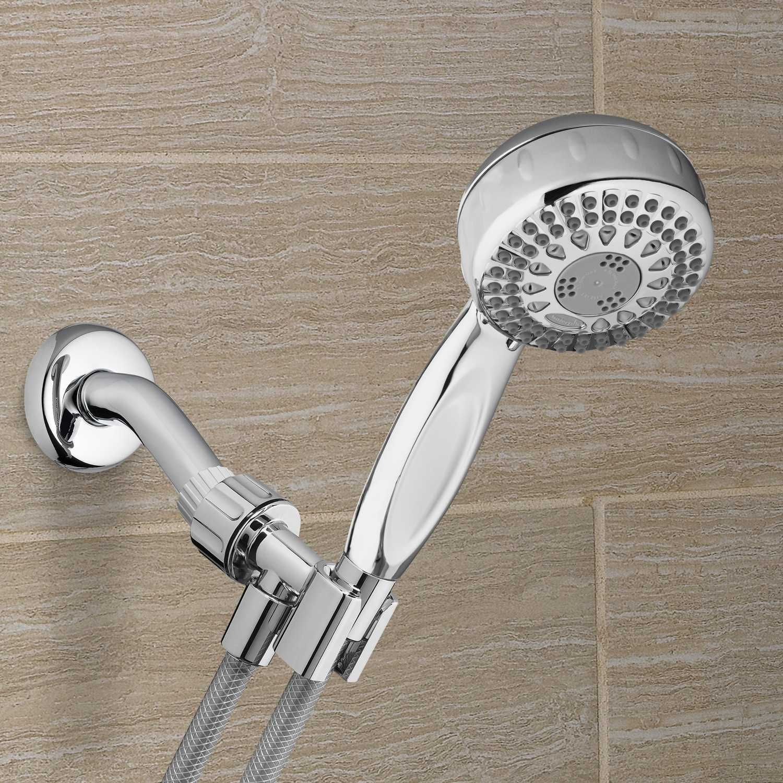Waterpik Showerhead 5 Settings 1 8 Gpm Ace Hardware Shower