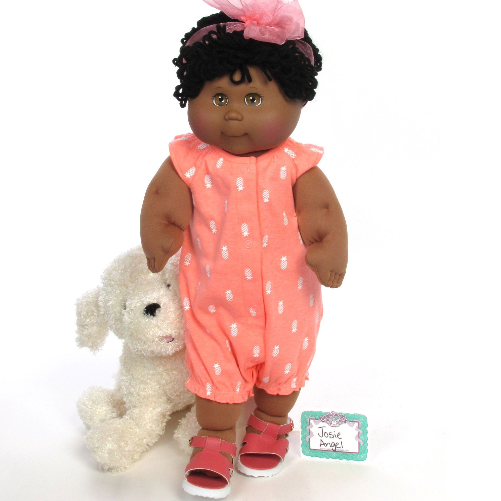 Hippo Baby Cabbage Patch Kids Bathtime Baby Doll