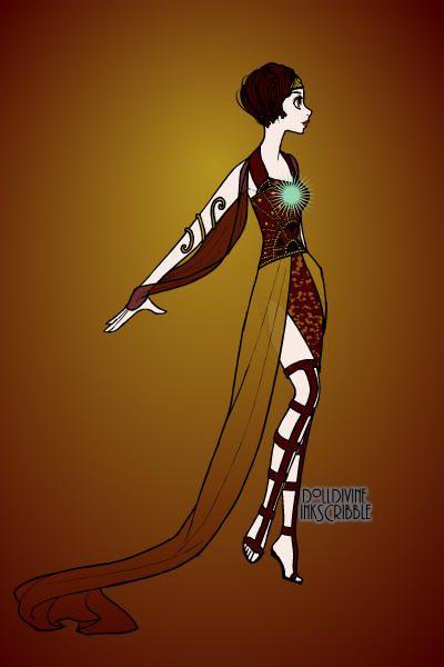 Iron Woman by ~HolyMusicalBatman on deviantART