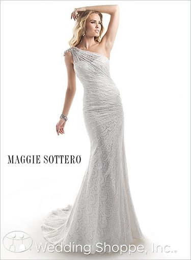 Bridal Gowns Maggie Sottero  Zola Bridal Gown Image 1