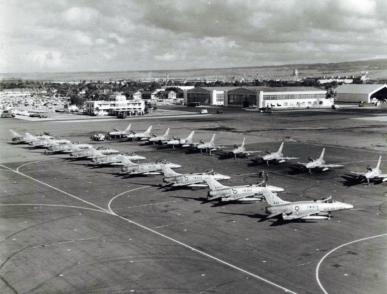 F-100s