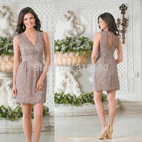 Taupe dresses uk cheap