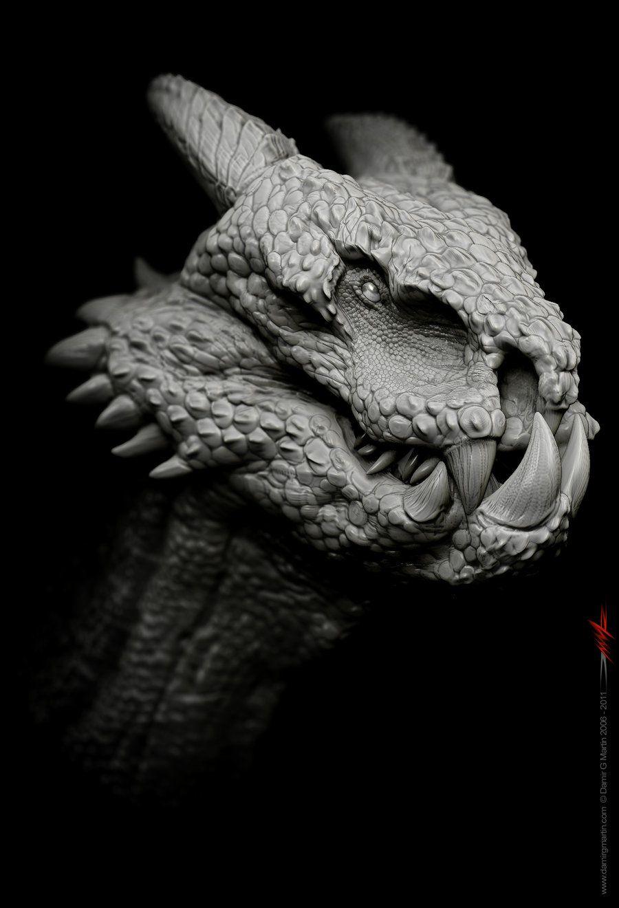 Dragon design 16 by damir-g-martin.deviantart.com