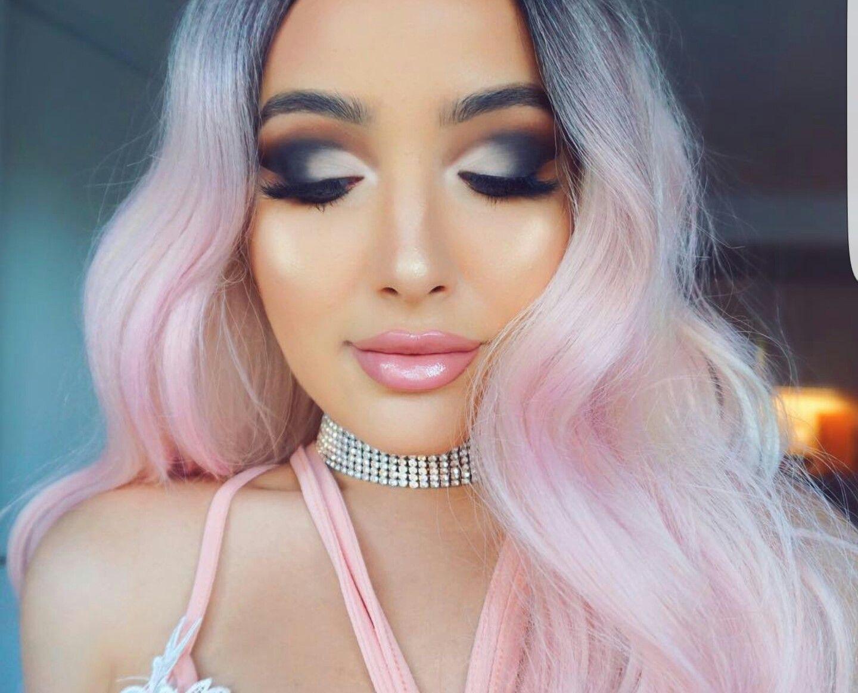 Amanda ensing makeup Party makeup looks, Party makeup
