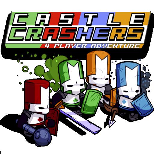Castle Crashers Por The Behemoth Http Www Thebehemoth Com Castle Crashers Green Knight Castle
