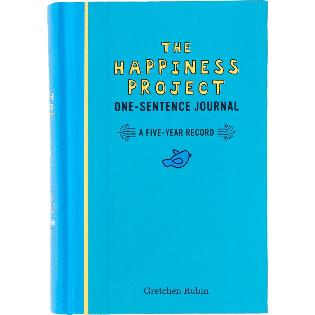 Journaling For Happiness The Happiness Project Journal