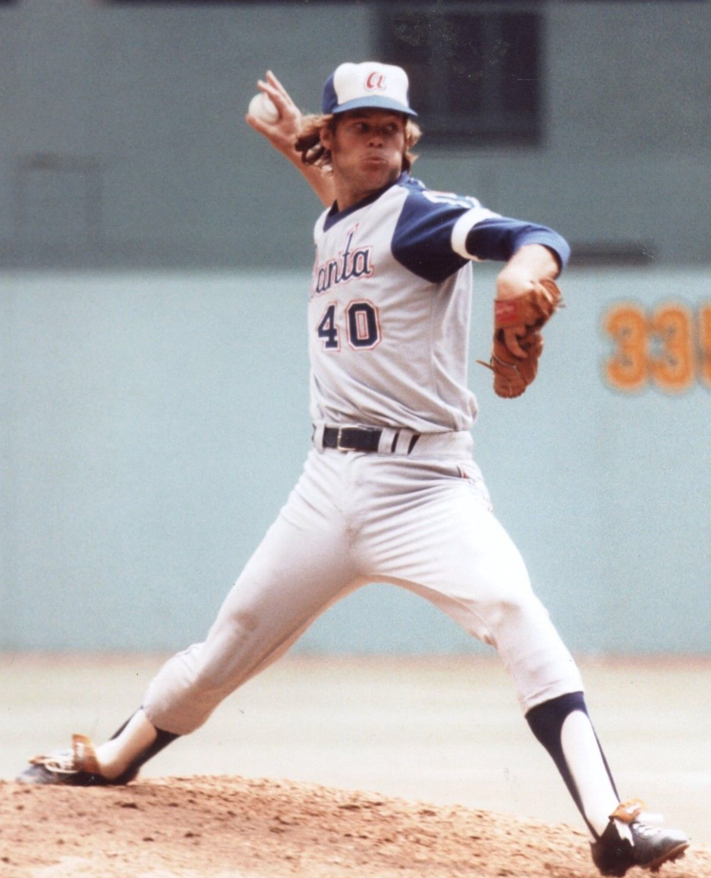 Ron Reed Atlanta Braves Braves Baseball Atlanta Braves Braves