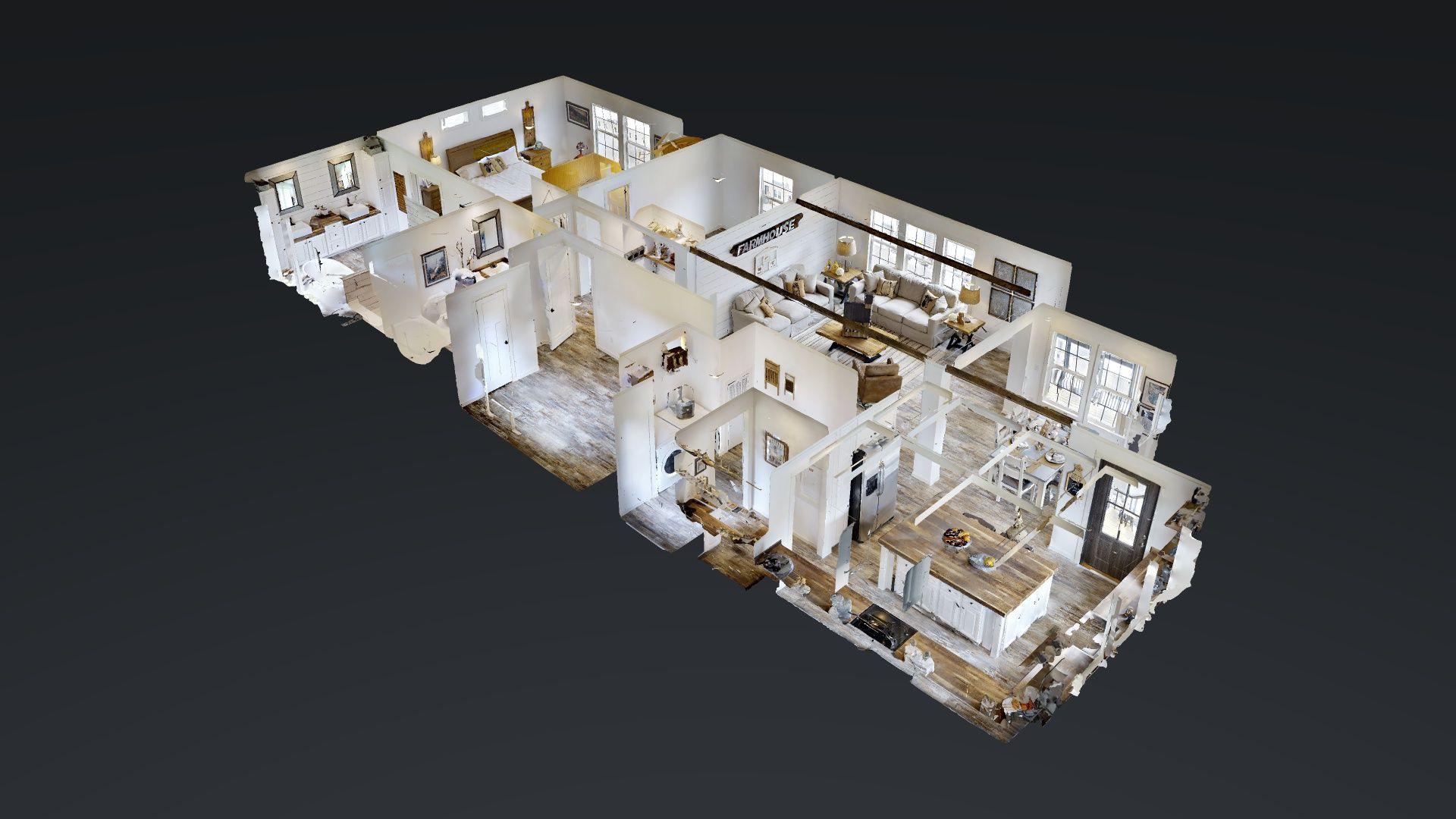 Floor Plan Detail Modular Homes Rustic Design Manufactured Home