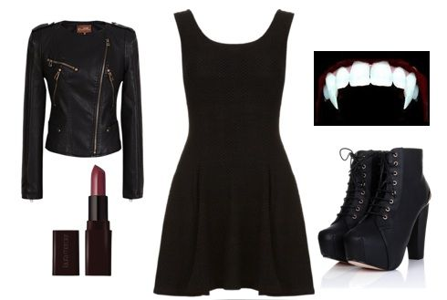 13 Little Black Dress Halloween Costume Ideas Black dress - creative college halloween costume ideas