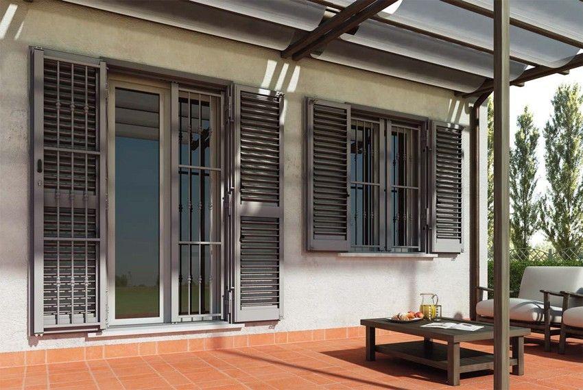 Costo serramenti pvc trendy with costo serramenti pvc - Costo grate per finestre ...