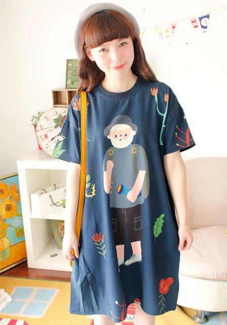 timeless design 565e6 57b75 2016 new estate abbigliamento donna vestido stile giapponese ...