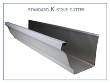 Learn How To Identify And Measure Your Gutter Size Seamless Gutters How To Install Gutters Gutters