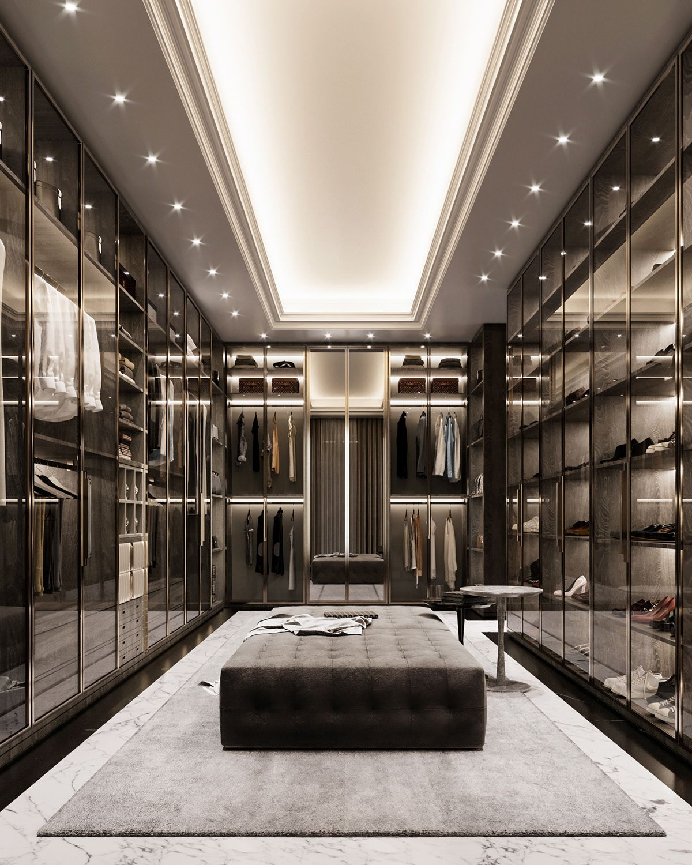 Master Bedroom Design, Saudi Arabia