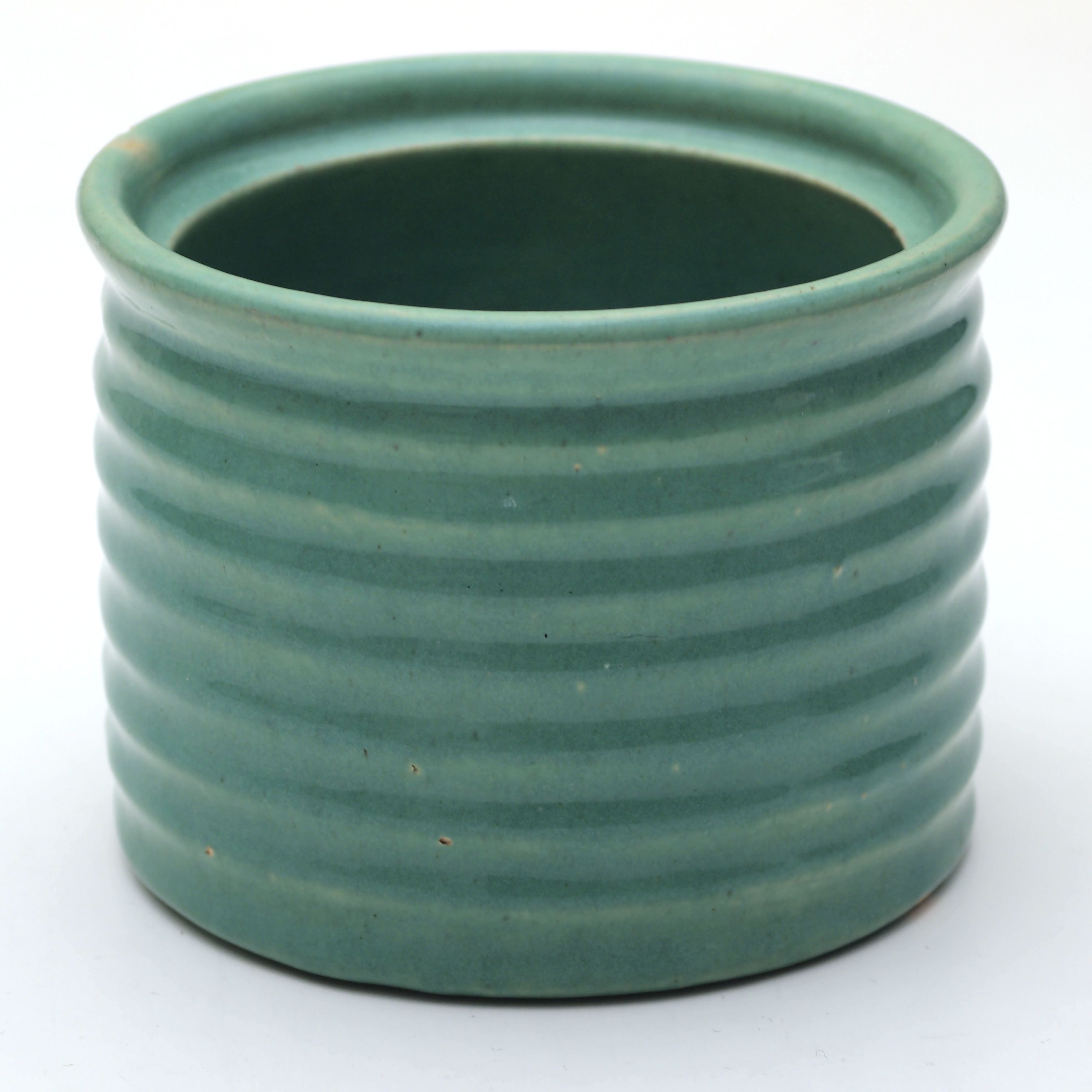 Vintage Bauer Ringed Pot | California Pottery