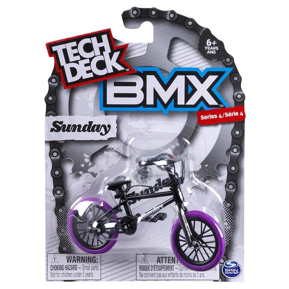 LOT OF 3PCS RANDOM ALLOY FLICK TRIX FINGER BIKE RACING BMX INNOVATIONS Toys Gift