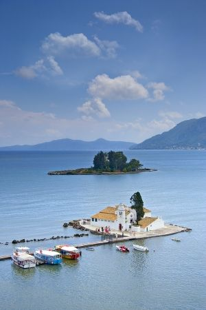 The Best Things To Do On Corfu Include Visiting Palaiokastritsa A Day Trip Albania Seeing Achilleion Palace And Archaeological Byzantine