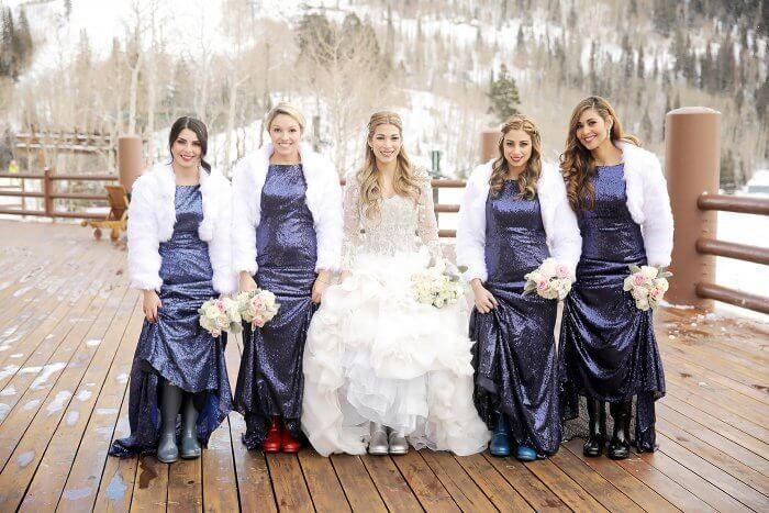 10 fantastische Brautjungfernkleider in Blau | Pinterest ...