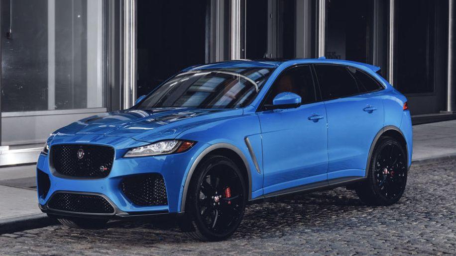 2018 Jaguar F Pace Svr Jaguar Suv Jaguar Fpace Jaguar Car