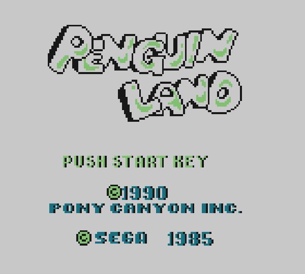 Penguin Land on the Game Boy Crammer podcast