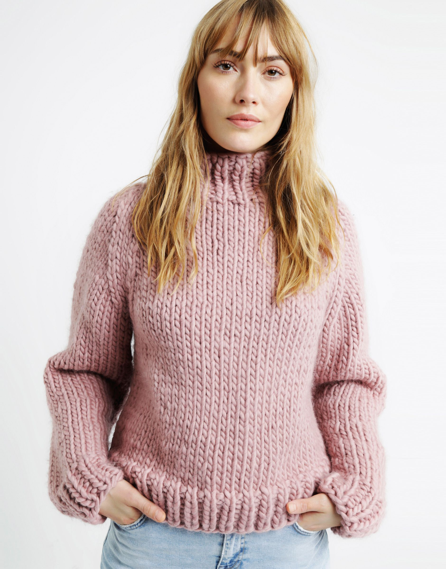 9e9e2f81c Eden Sweater.  woolandthegang