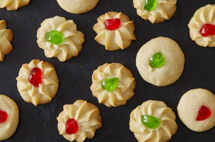Uncle Bill's Whipped Shortbread Cookies Recipe  - Food.com #whippedshortbreadcookies