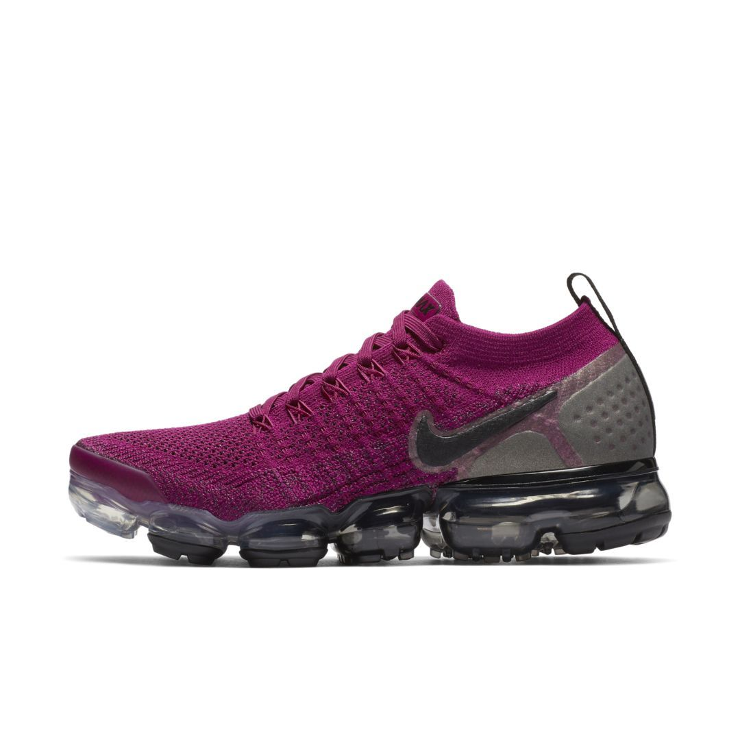 buy popular d6375 00969 Nike Air VaporMax Flyknit 2 Women s Shoe Size 11.5 (Raspberry Red)
