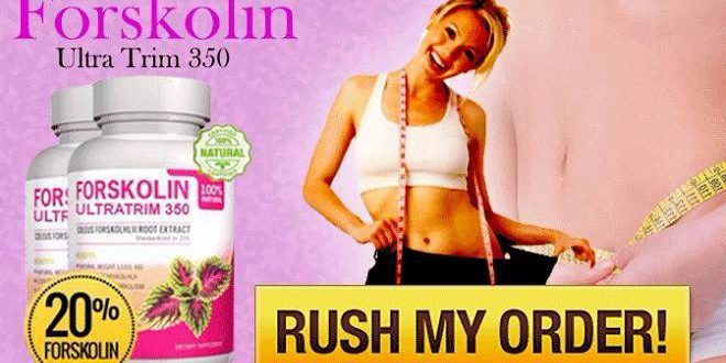 Forskolin Ultra Trim 350 Does It Work For Weight Loss Weight