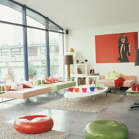 Dez 'en Arch Blog._: 10 Decorating Ideas for a Beautiful Living Rooms._