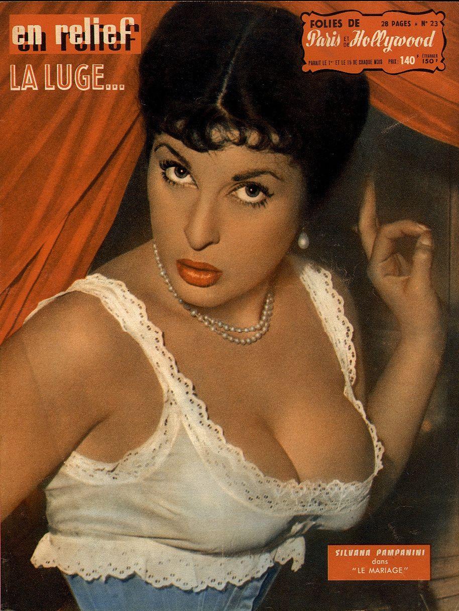 Watch Silvana Pampanini (born 1925) video