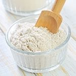 Flour Mix #flaxseedmealrecipes