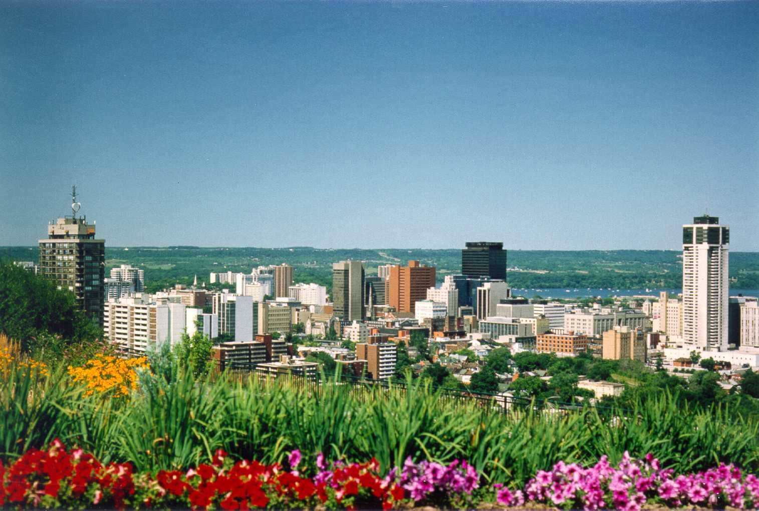 Hamilton Ontario Canada Canada City Ontario City