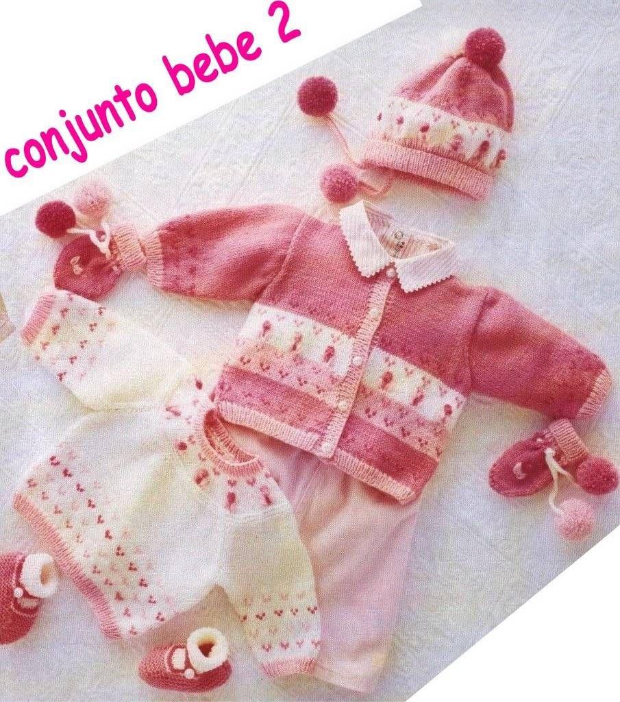 Patrones de chaqueta para bebés   Cómo tejer, Para bebés y Chaquetas