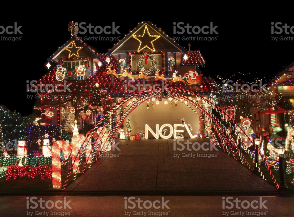 Christmas House Light Show 2020 Beautiful Christmas light display. in 2020 | Outdoor christmas